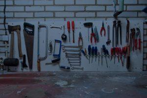 Future Life Research: Werkplaatsmuur. Fotograaf: Mieke Gresnigt, 2015 http://miekegresnigt.com
