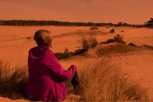 Future Life Research: Vergezicht met Nicolet C.M. Theunissen. Fotograaf: Mieke Gresnigt, 2015 http://miekegresnigt.com