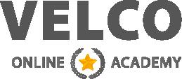 logo Velco Online Academy