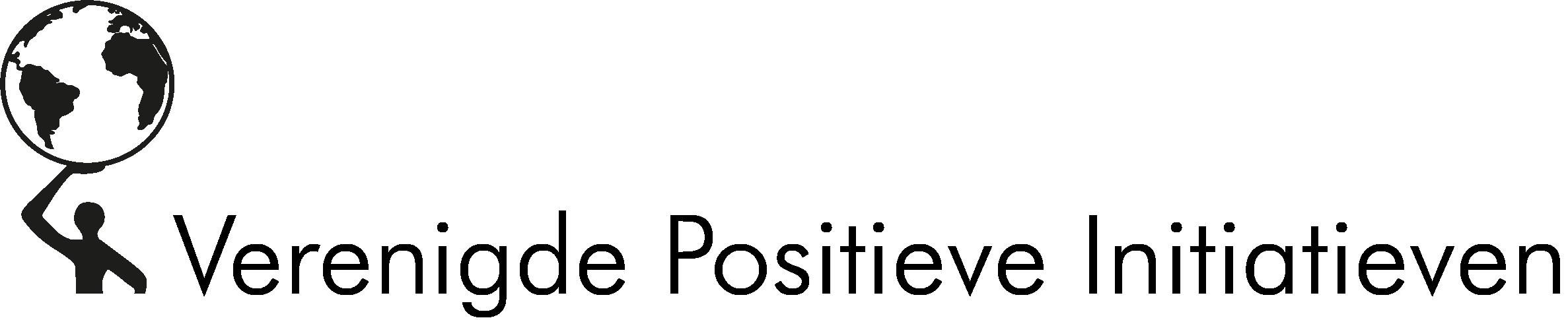 Logo van Verenigde Positieve Initiatieven, de onderzoekswebsite van Future Life Research BV